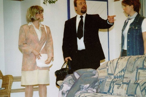 Theater 1999 - Und ewig rauschen die Gelder
