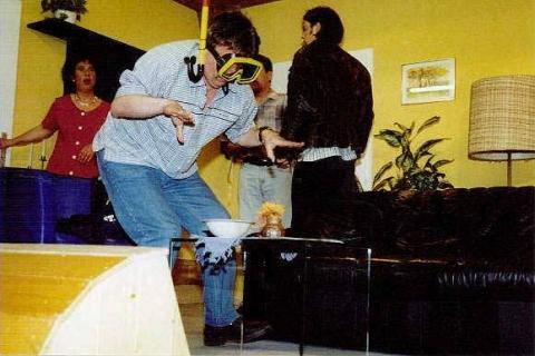 Theater 2003 - Lügen haben junge Beine