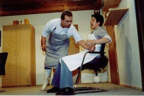 Theater 2004 - Die wilden Ehen des Herrn Allawei