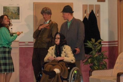 Theater 2005 - Schlachtpartie