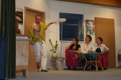 Theater 2006 - Eine Unvergessliche Nacht