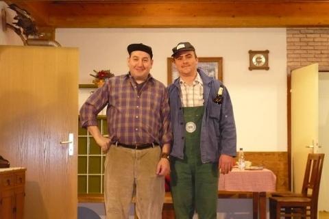 Theater 2009 - Komede auf dr Küchabank