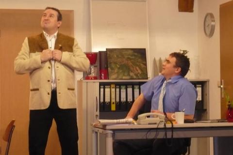 Theater 2010 - Der Zweck heiligt die Mittel