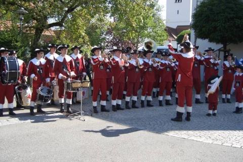 2007-09-16 Sternmarsch 30 jaehriges Jubilaeum